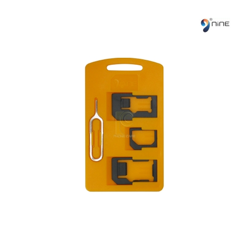 9 Nine | 4-in-1 Sim Card Adapter