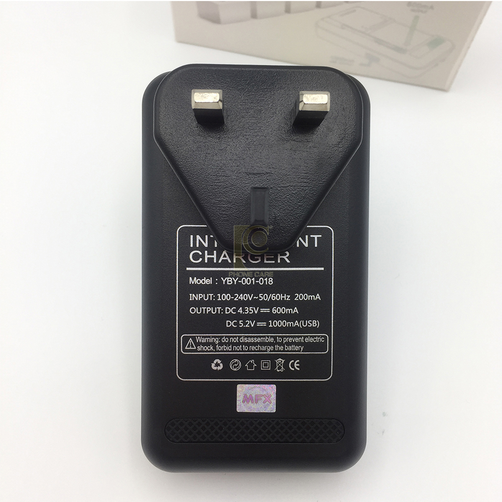 INTELLIGENT universal BATTERY CHARGER