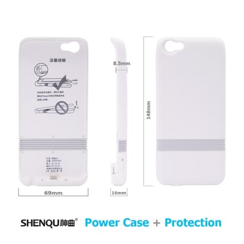 [SHENQU] iPhone 6 6S   Power Case + Protection 2600mAh