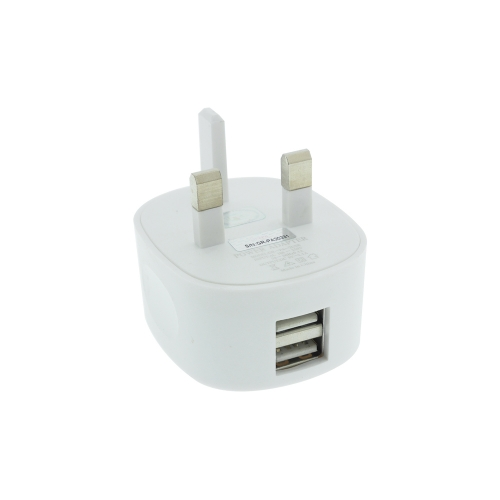Green | 2 Port USB 2.1A | Charger GR-PA-2USB