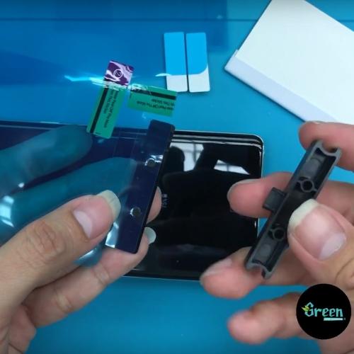 Galaxy Note 8 N950F | Nano Clear Full Cover Anti-Shock TPU Film Screen Protector