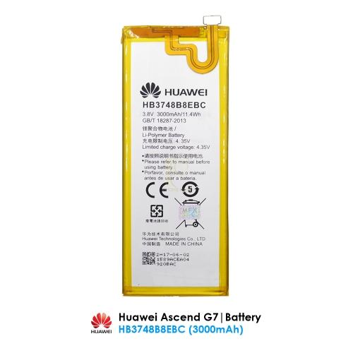 Huawei Ascend G7 Battery | HB3748B8EBC (3000mAh)