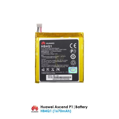 Huawei Ascend P1 Battery | HB4Q1 (1670mAh)